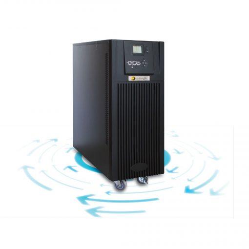 شرکت هژیر صنعت - مرکز خرید یو پی اس و انواع یو پی اس - Genesis-Series-10,20
