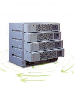 شرکت هژیر صنعت - مرکز خرید یو پی اس و انواع یوپی اس - اینورتر ماژولار مخابراتی