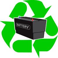 بازیافت باتری و جلوگیری از آلودگی محیط زیست