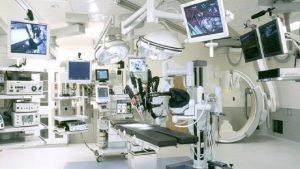 یو پی اس بخش ICU