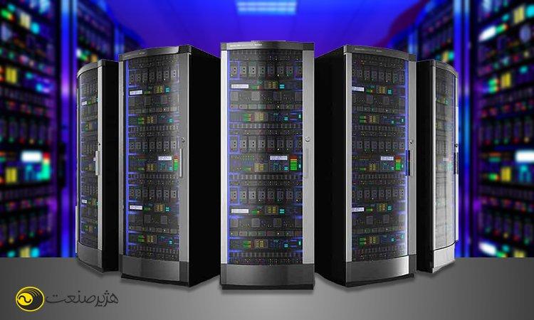 بهترین سرورهای دارای شبکه IT