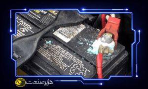 خرابی باتری UPS
