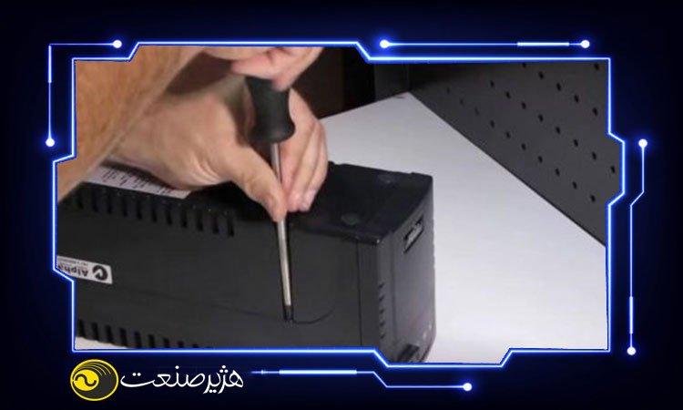 استفاده از یو پی اس