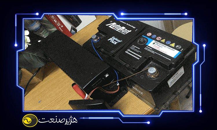 محاسبه طول عمر باتری یو پی اس