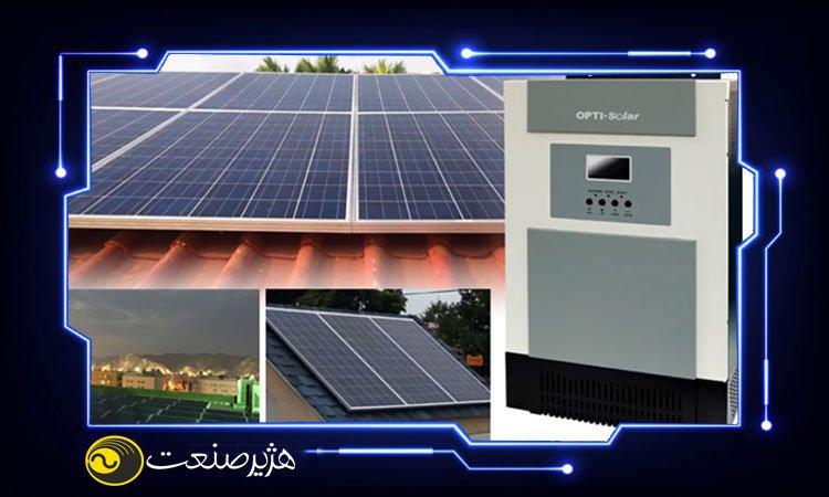 UPS خورشیدی